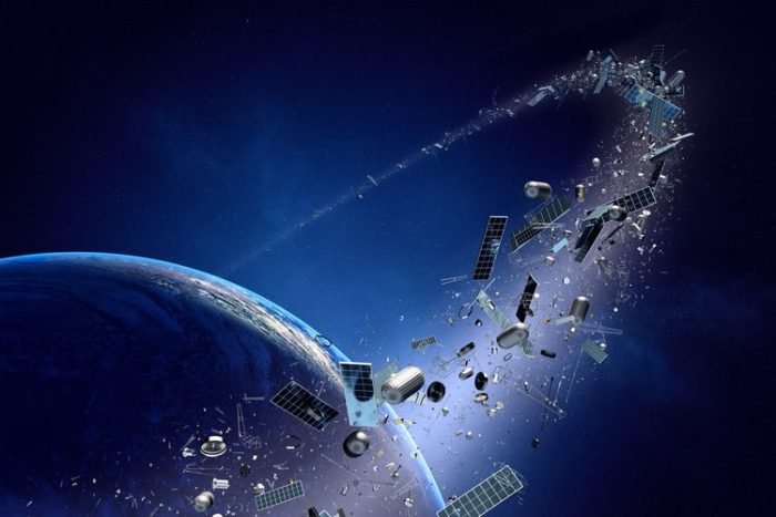 Facts about space junk