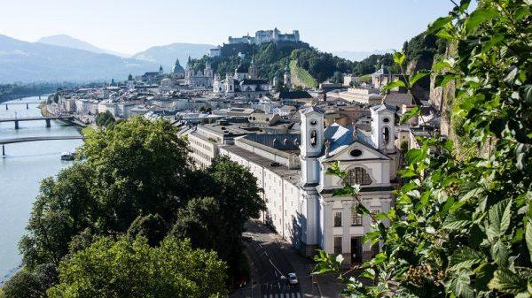Facts about Salzburg