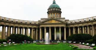 Facts about Kazan Cathedral