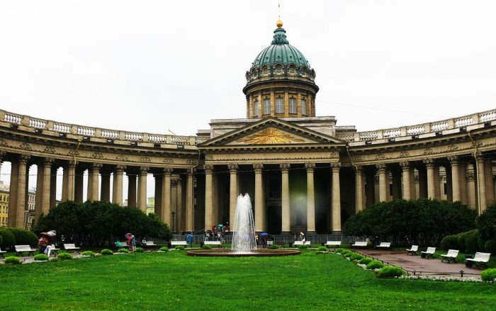 18 interesting facts about Kazan Cathedral