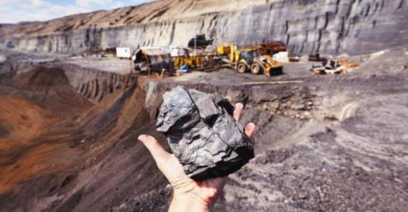 Mining of mineral recources