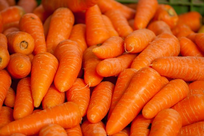 Amazing facts about carrots