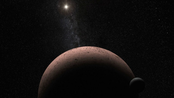 Facts about dwarf planets