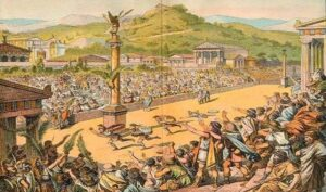 15 interesting facts about ancient Olympic Games