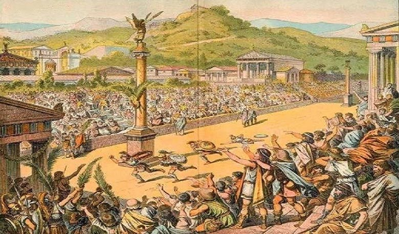 Facts about ancient Olympic Games