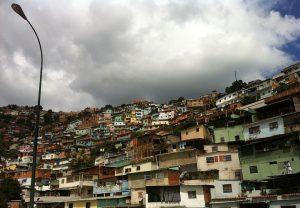 Caracas slums