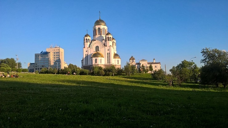 Top facts about Yekaterinburg