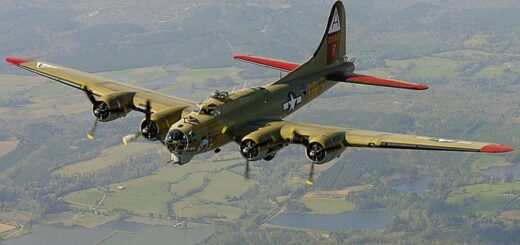 Facts about B-17 Flying Fortress