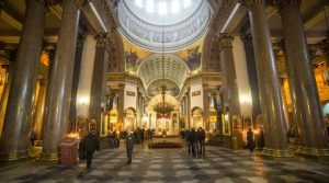 Kazan Cathedral facts
