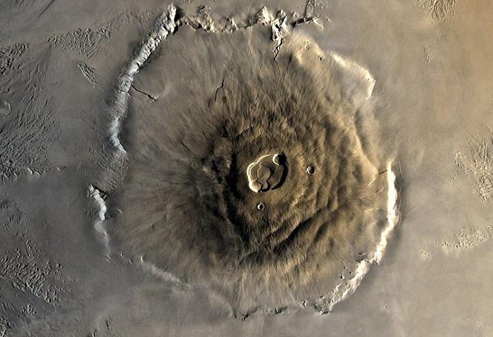 Mars Olympus