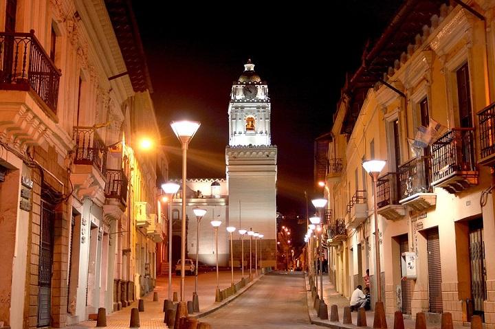 Quito facts