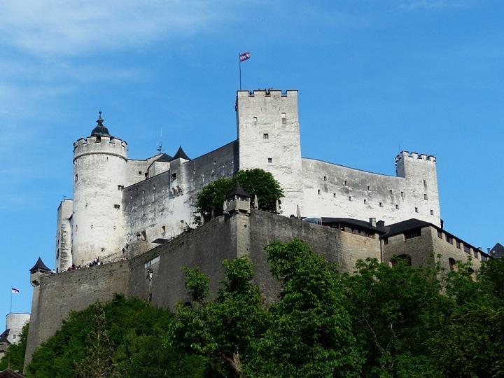 Salzburg facts