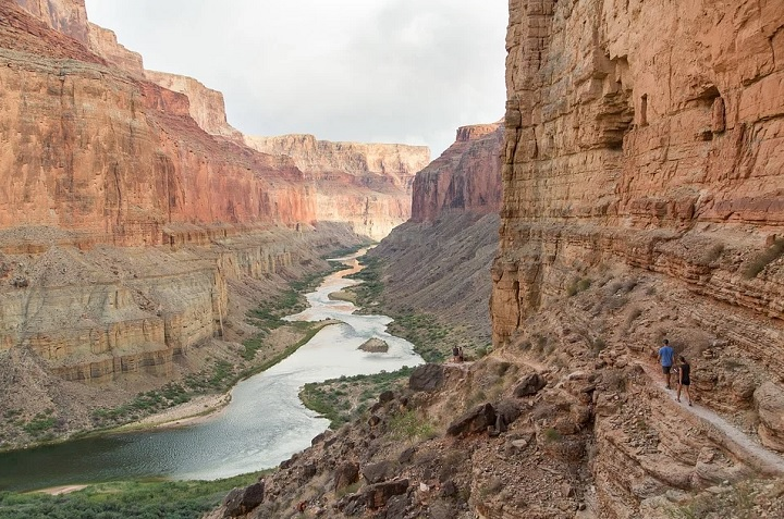 Facts about Grand Canyon
