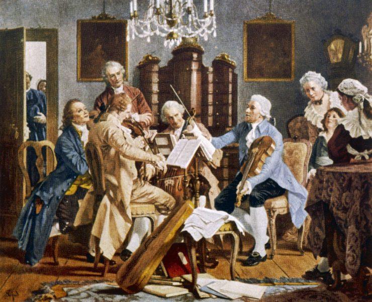 Composer Haydn